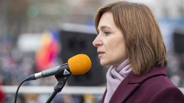 Суд в Молдавии признал право Санду распустить парламент
