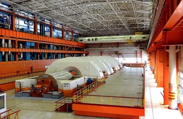 На Южноукраинской атомной станции отключился энергоблок