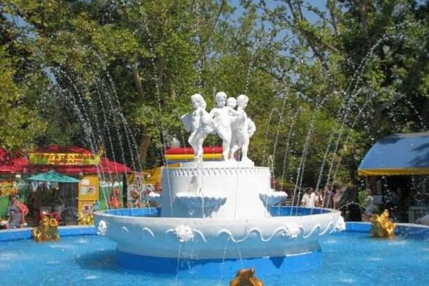 В Севастополе преобразится любимая зона отдыха с детьми
