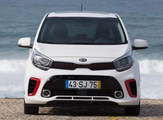 В России скоро стартуют продажи Kia Picanto третьего поколения
