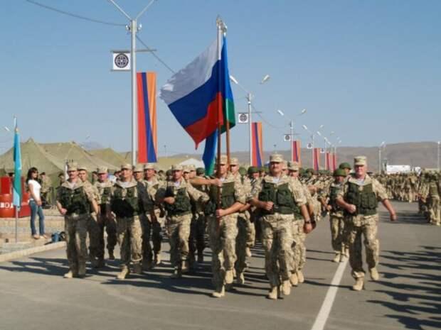 Армения разрешила России построить у себя вторую военную базу