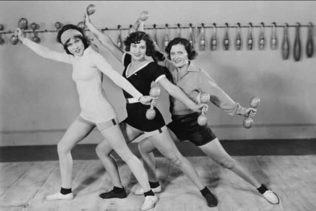 Фитнес в Советском Союзе: как наши родители занимались спортом