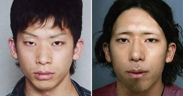 Его искали годами. Японец расправился с девушкой и сделал себе новое лицо