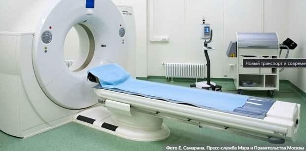 Ракова: Новое медоборудование поднимет диагностику на качественно иной уровень / Фото: Е.Самарин, mos.ru