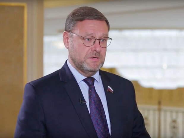 В Совфеде призвали отменить из-за коронавируса все санкции в мире