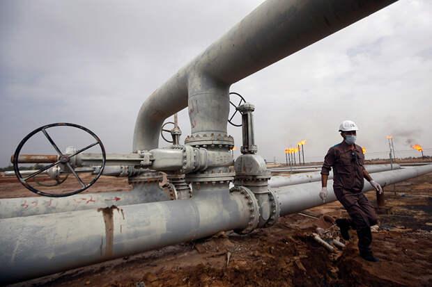 Цена нефти марки Brent упала до $27 за баррель