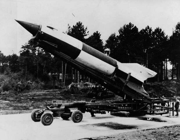 Как нацистская ракетная программа ФАУ стала базой советской ракетно-космической программы