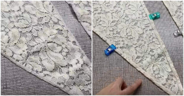 Как сшить отличную кружевную кофту-трансформер