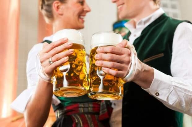 Сочетание маринованных огурцов или рассола и пива неожиданно приятно удивляет. /Фото: all4women.co.za