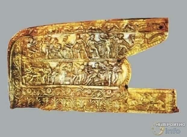 Аргонавты искали не руно, а золотые руны