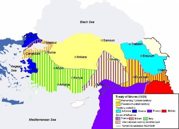 Как Россия помогла создать новую Турцию