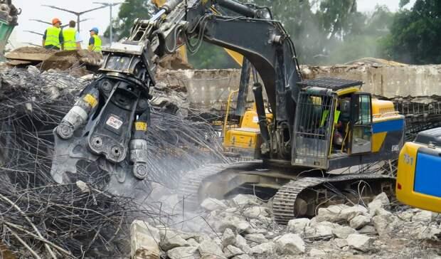 ВНовочеркасске начали демонтировать здание бывшего планетария