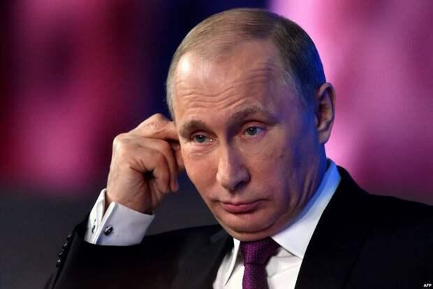 Путин заявил об отсутствии олигархов в России