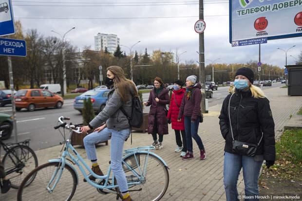 Протесты, разгон и Беларусь будущего.