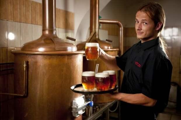 Любое пиво - продукт брожения.  Фото: svadba1000.ru.
