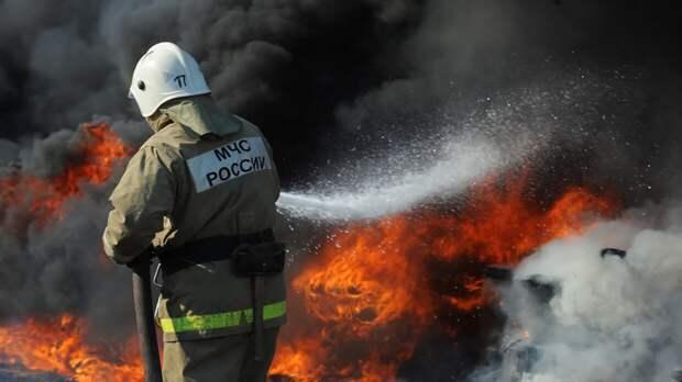 Пожар в жилом доме в Нижегородской области ликвидирован
