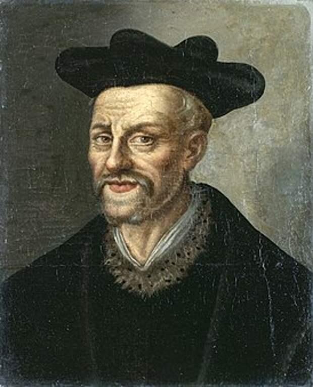 Франсуа Рабле, предшественник маркиза
