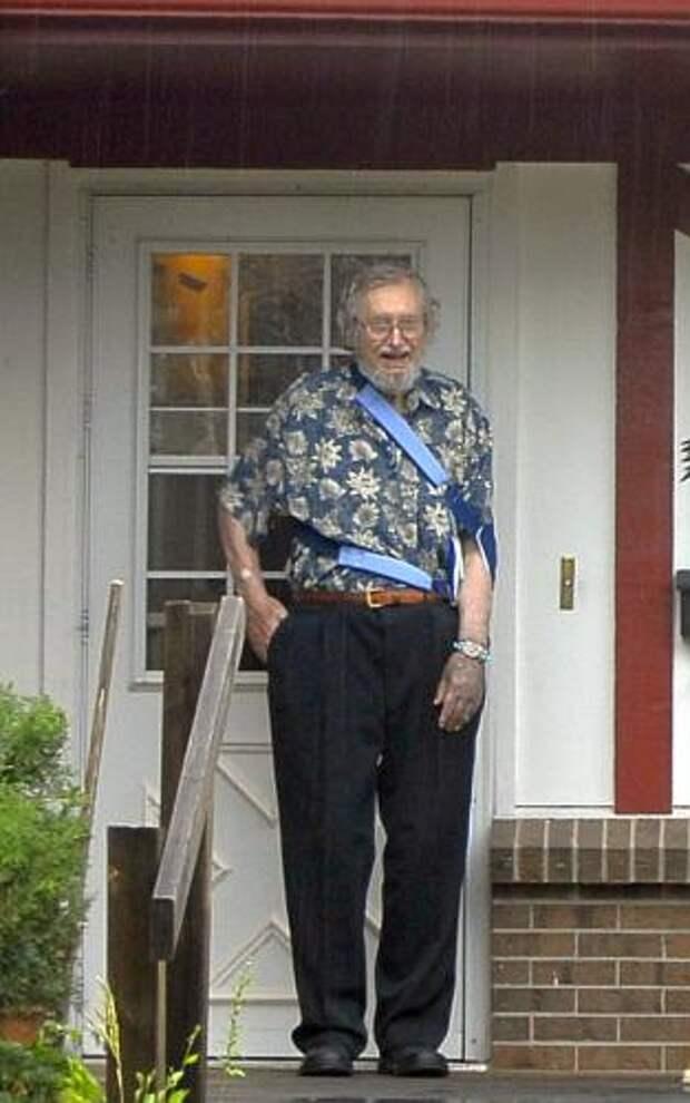 Георг Гартнер в 2009 г.