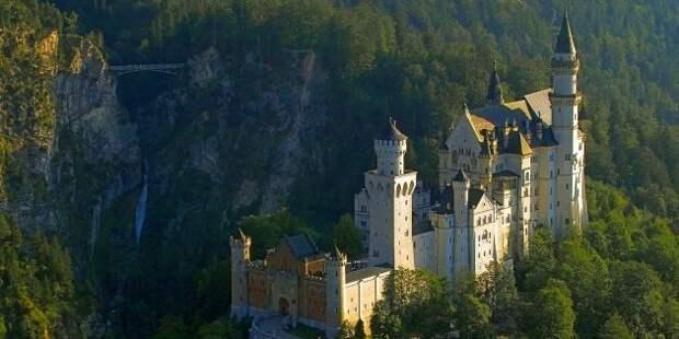10 восхитительных мест в Европе, в которых стоит побывать хотя бы раз в жизни