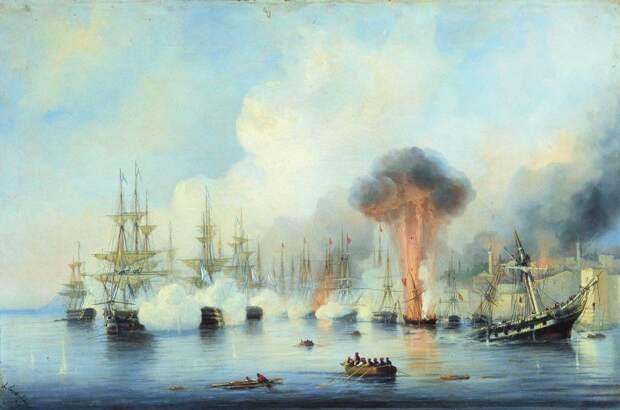 Битвы эпох: три величайшие победы русского флота