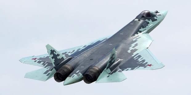 Радоваться первому контракту на Су-57 рано