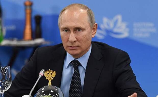Владимир Путин назвал Скрипаля подонком