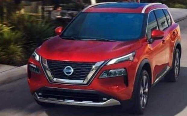 Стали известны подробности о моторах нового Nissan X-Trail