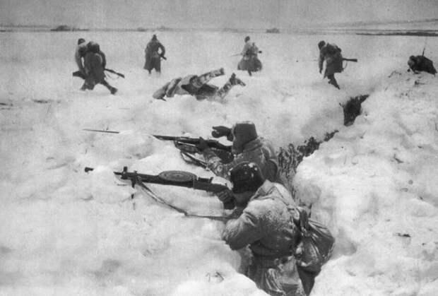 Вторая битва на Куликовом поле: как красноармейцы победили немцев