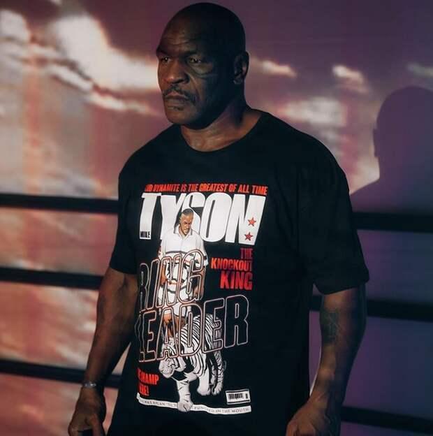 """""""Это должен быть серьезный вызов"""": Майк Тайсон вернется на ринг"""
