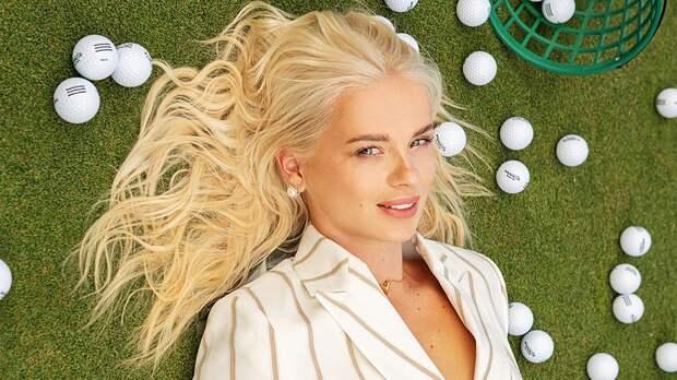 Ксения Симановская: «Моя задача — помогать детям раскрыть свой гольф-потенциал»