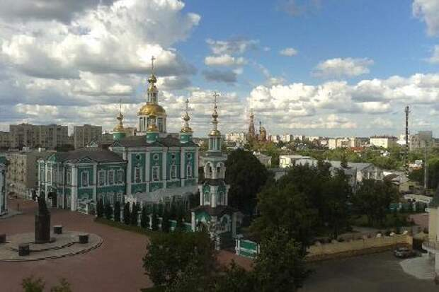 Тамбовчане против увековечивания памяти Романа Боборыкина