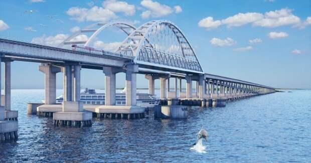 Путин ответил на вопрос о плате за проезд по Крымскому мосту