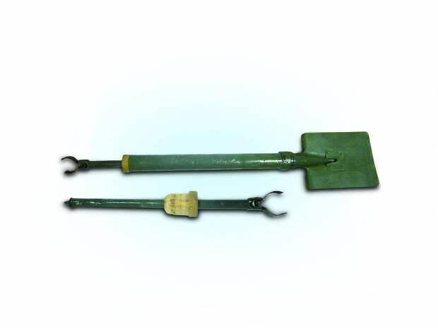 Миномет-лопата ВМ-37. Причины неудачи