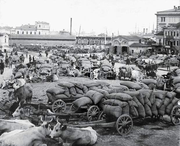 Русско-германские торговые отношения накануне первой мировой войны в оценке русской прессы