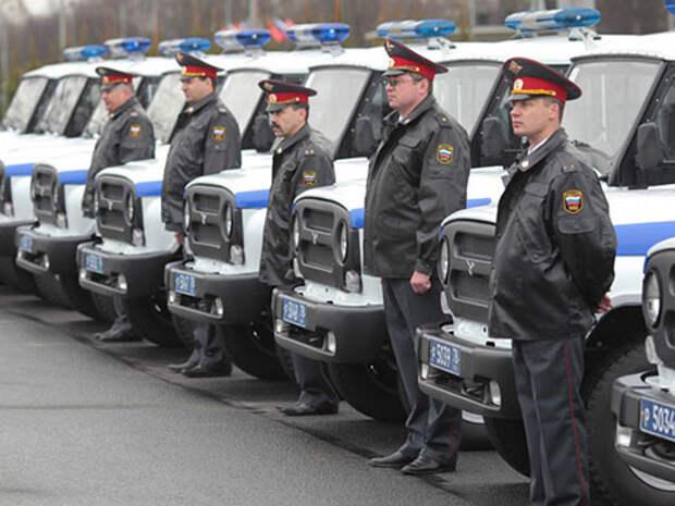 Россия - самое «полицейское государство»