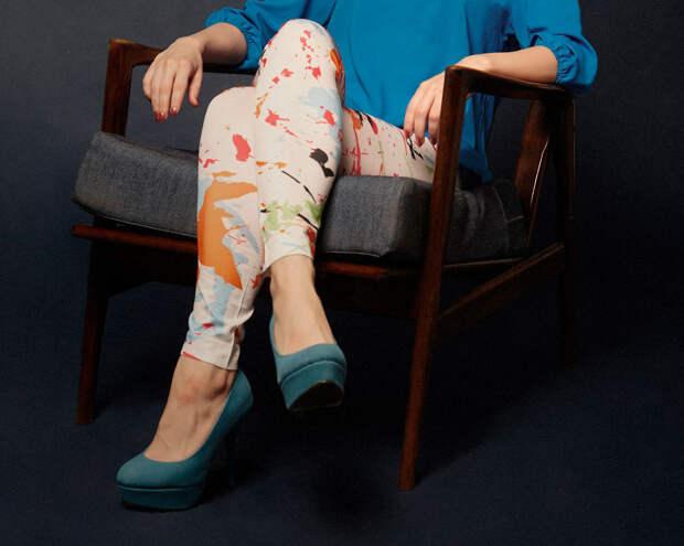 Вредно ли класть ногу на ногу?
