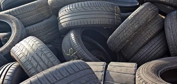 На улице Кулакова открылся пункт утилизации старых шин
