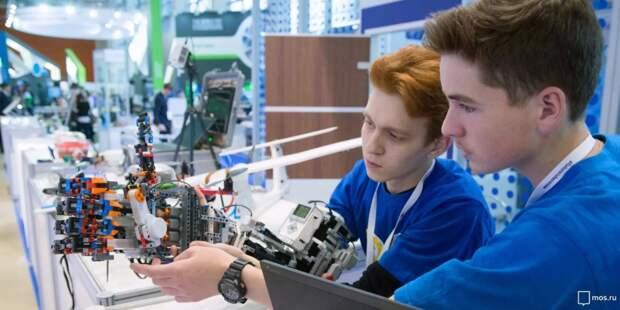 Городские детские технопарки приглашают школьников на мастер-классы