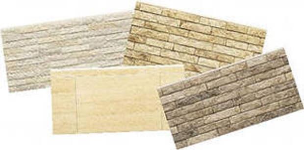 Самые востребованные материалы для отделки фасадов жилых домов