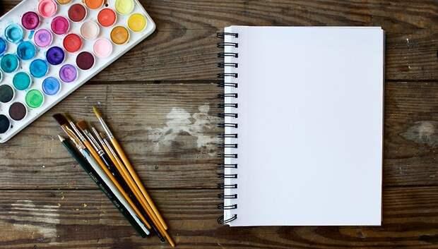 Мастер‑классы по рисованию начнутся в парке Талалихина в воскресенье