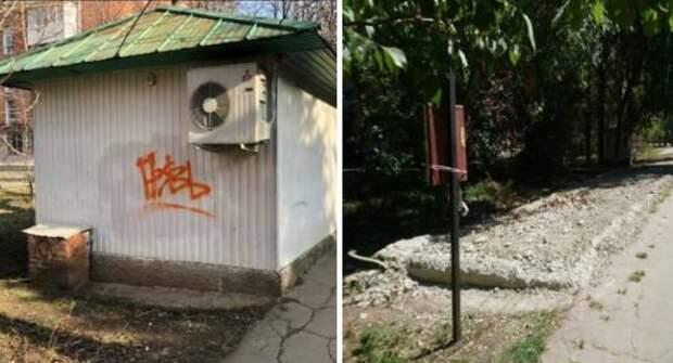 13 самостроев снесли в Краснодаре