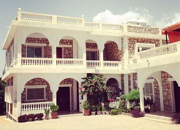 Архитектура Сомали. \ Фото: blesk.cz.