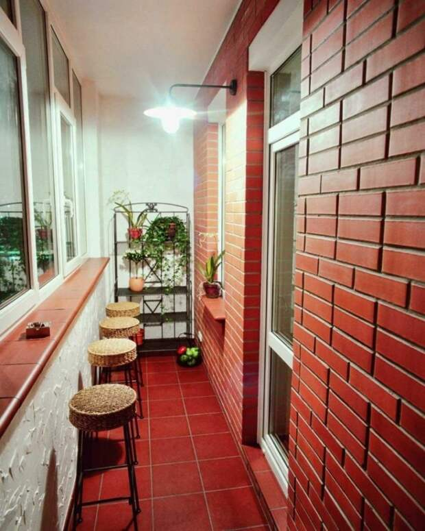 Превращаем маленький балкон в хрущевке в уютное, стильное место для отдыха