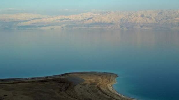 В окрестностях Мертвого моря выявили минерал, ранее встречавшийся только в метеоритах