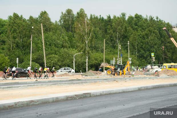 Власти назвали сроки начала стройки трассы Екатеринбург-Краснодар