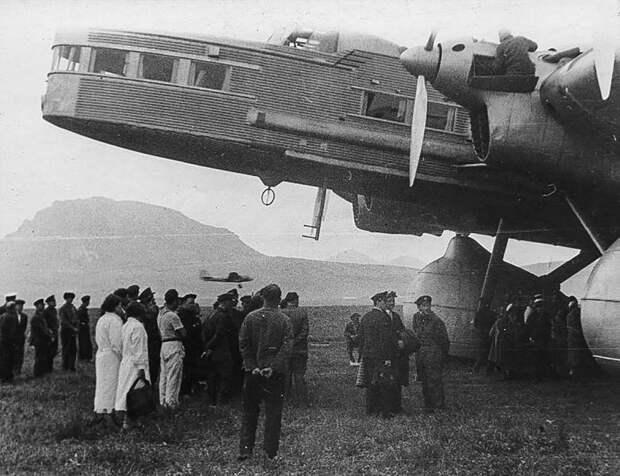 Что погубило советский самолет, который был самым большим в мире