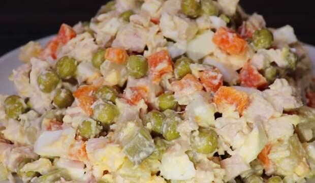 Самый вкусный советский салат. Его любят все гости