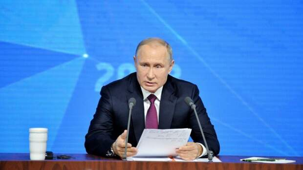 Владимир Путин не поздравил с Новым годом и Рождеством лидеров Грузии и Украины