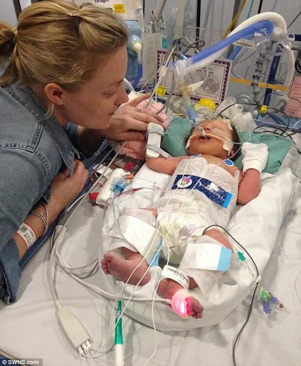 Она родилась мертвой раньше срока. Но того, что случилось через 8 минут не ожидал никто…