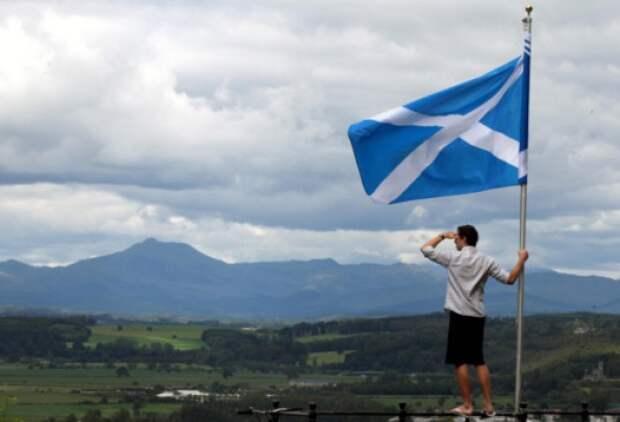 Расширение Евросоюза за счёт Шотландии?
